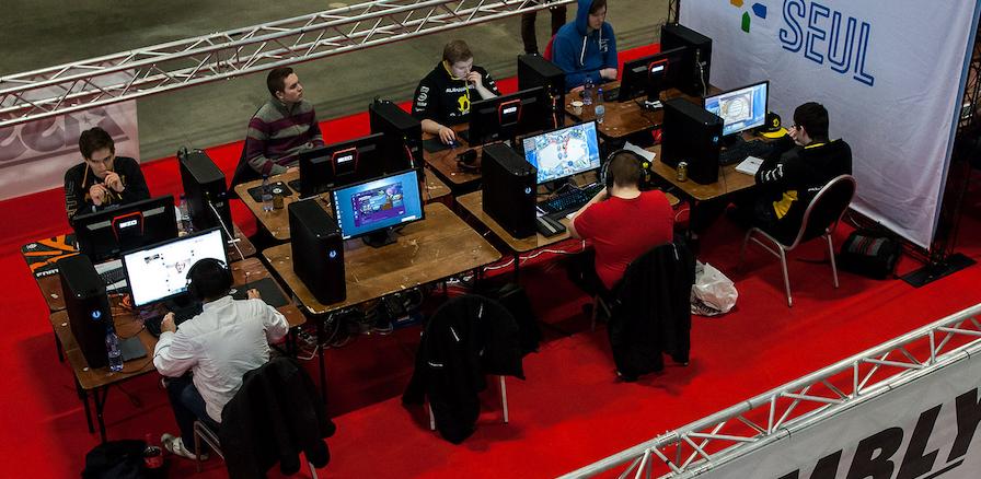 Starcraft 2 joukkue matchmaking
